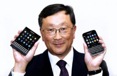Aunque sigue en pérdidas, BlackBerry presenta unos resultados mejores de los esperados