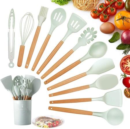 Kit utensilios de cocina