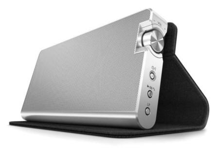 Panasonic SC-NA10, un altavoz Bluetooth portátil y con mucha autonomía: A Fondo