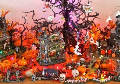 21 recetas de Halloween para pasarlo de miedo cocinando con tus peques