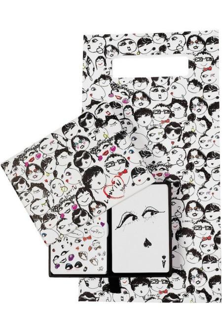 set de cartas lanvin