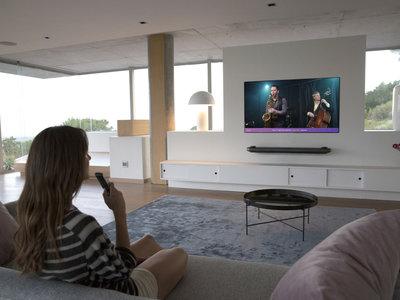 Teles de gran formato, proyectores 4K, sistemas de sonido y más: lo mejor de la semana