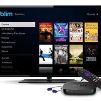 Blim sigue creciendo y finalmente se estrena en los reproductores y televisores de Roku