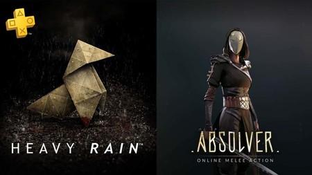 'Heavy Rain' un juego que marcó a una generación será el juego gratis más importante de PS Plus en julio