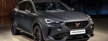Primer contacto con el CUPRA Formentor, en vídeo: hasta 310 CV de SUV 100% CUPRA con opción híbrida enchufable