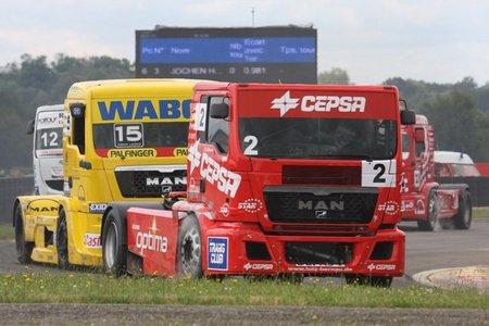 Gran fin de semana de Antonio Albacete en Nürburgring