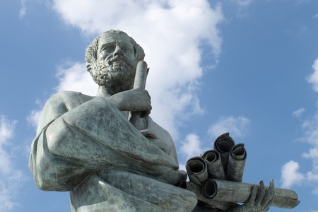 Sky Statue Philosophy Know Socrates Greece 2603284