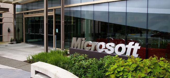 Edificio 99 del Campus Microsoft en Redmond