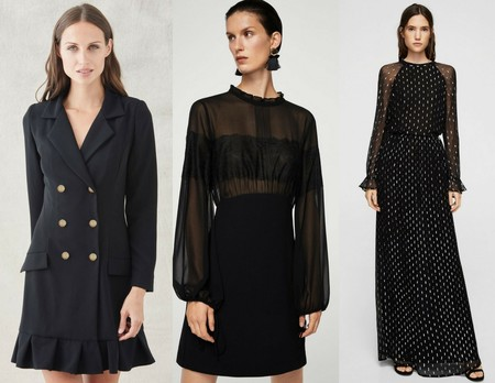 Vestido Negro 1