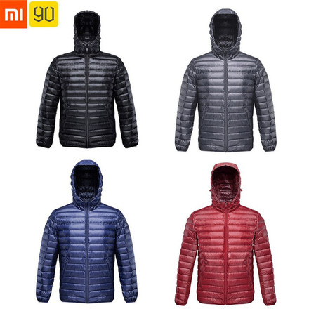 Xiaomi 90 Point Ultra Light Jacket Goose Down Jacket Men Large Size Autumn Winter Warm Coat Jpg 640x640