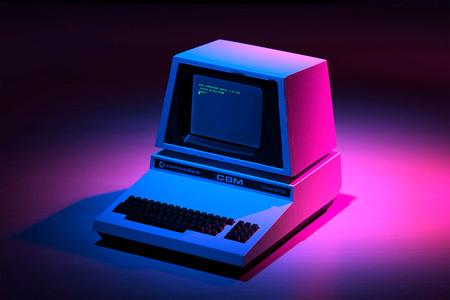 Esta réplica del mítico Commodore PET es funcional gracias a una Raspberry Pi, y si te gusta puedes imprimirte y montar la tuya
