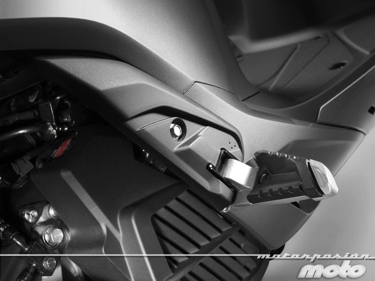 Foto de Honda Scoopy SH125i 2013, prueba (valoración, galería y ficha técnica)  - Fotos Detalles (60/81)
