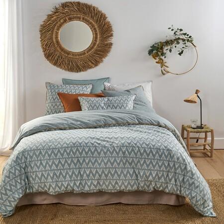 Las rebajas de La Redoute apuestan por las fundas nórdicas, las sábanas, los cojines y las cortinas más bonitas
