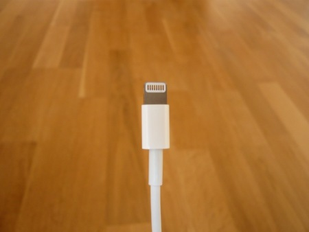 iPhone 5 cable Lightning