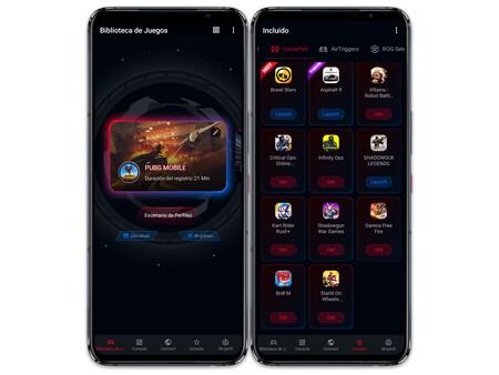 Asus Rog Phone 5 05 Biblioteca Juegos 01