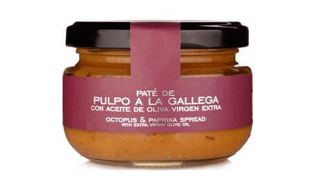 Pate De Pulpo A La Gallega Con Aceite De Oliva Virgen Extra