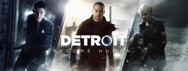 ¿Qué ocurre cuando un fan y un detractor de David Cage se juntan para jugar a Detroit?