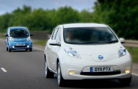 Solo 10 coches eléctricos vendidos a particulares el año pasado