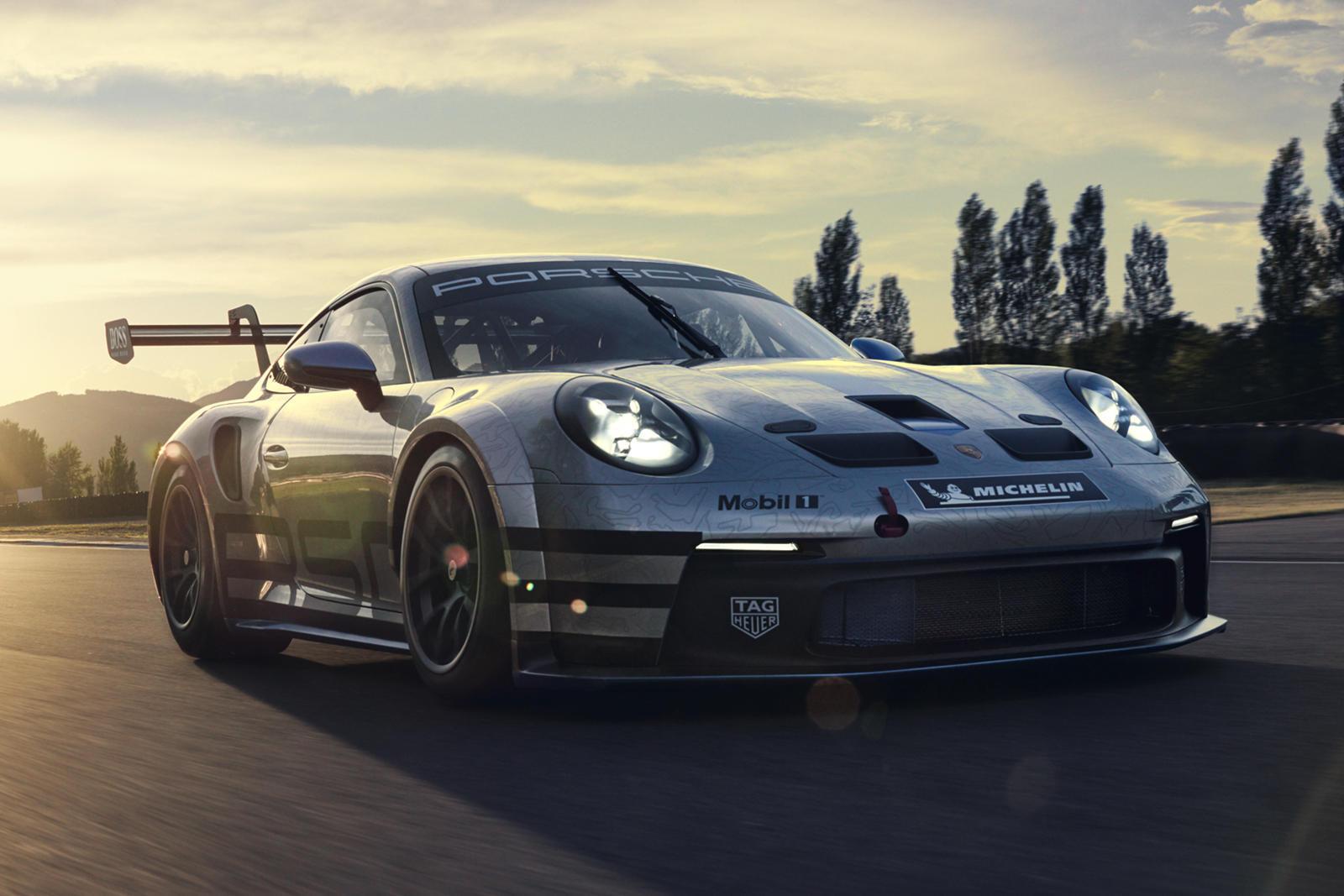 Foto de Porsche 911 GT3 Cup (22/22)