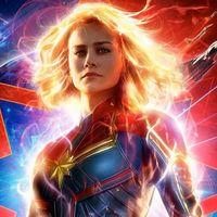 Nuevo y emocionante tráiler de 'Capitana Marvel': aquí está la gran superheroína del Universo Marvel que estábamos esperando