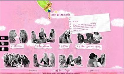 Elizabeth Berkeley ayuda a las adolescentes