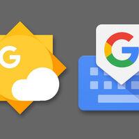 Google rediseña Weather y Gboard: así son las nuevas interfaces que han empezado a llegar a los usuarios
