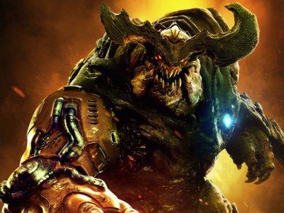 El tráiler de lanzamiento de Doom es lo más bestia que verás hoy