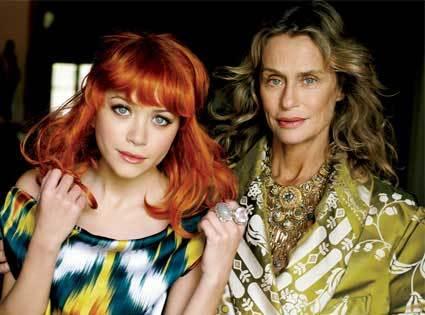 Foto de Mary Kate Olsen en Harper's Bazaar (1/2)