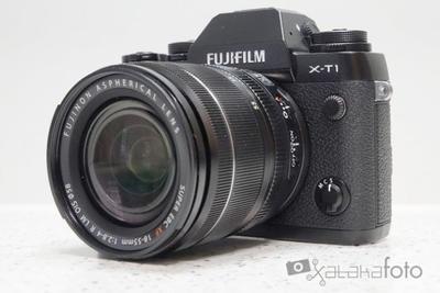 La esperada actualización del firmware de la X-T1 y la X-T1 GSE de Fujifilm llegará el 18 de diciembre