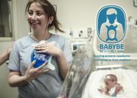 Babybe, una incubadora innovadora que conecta al bebé con su madre