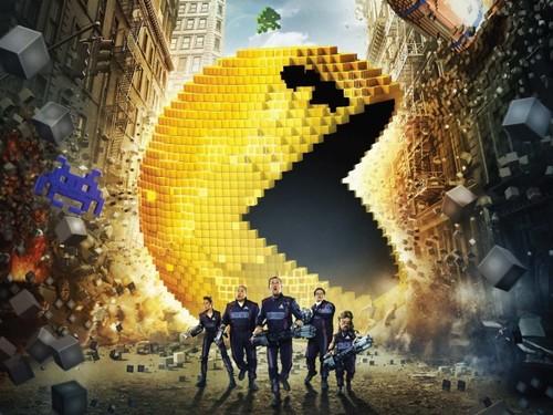 'Pixels', la película