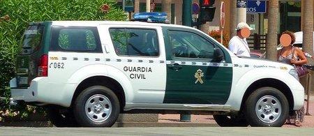 GC coche patrulla