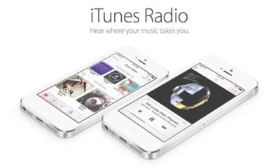 iTunes Radio, condiciones de pago para discográficas y primeras impresiones