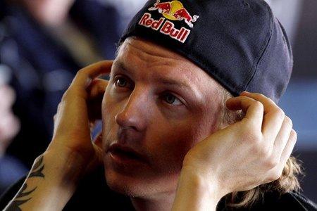 Kimi Raikkonen vuelve a la Fórmula 1 con Lotus Renault GP