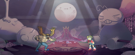 He probado la demo de Subscribe & Punch y es un juego de lucha demasiado bueno para estar protagonizado por youtubers