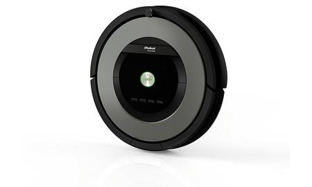 Más barato que nunca: el Roomba 866, esta mañana en Mediamarkt, por sólo 444 euros