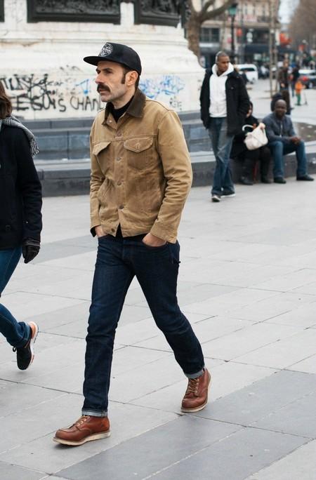 El Mejor Stret Style De La Semana Se Viste De Pana En Sus Looks De Transicion Al Otono 11