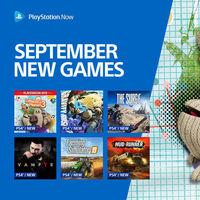 Gravity Rush 2, Vampyr, LittleBigPlanet 3 y otros siete juegos más se unirán a PS Now en septiembre