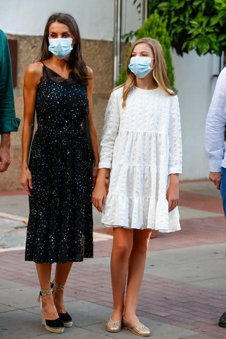 Dona Letizia La Princesa Leonor Y La Infanta Sofia 4