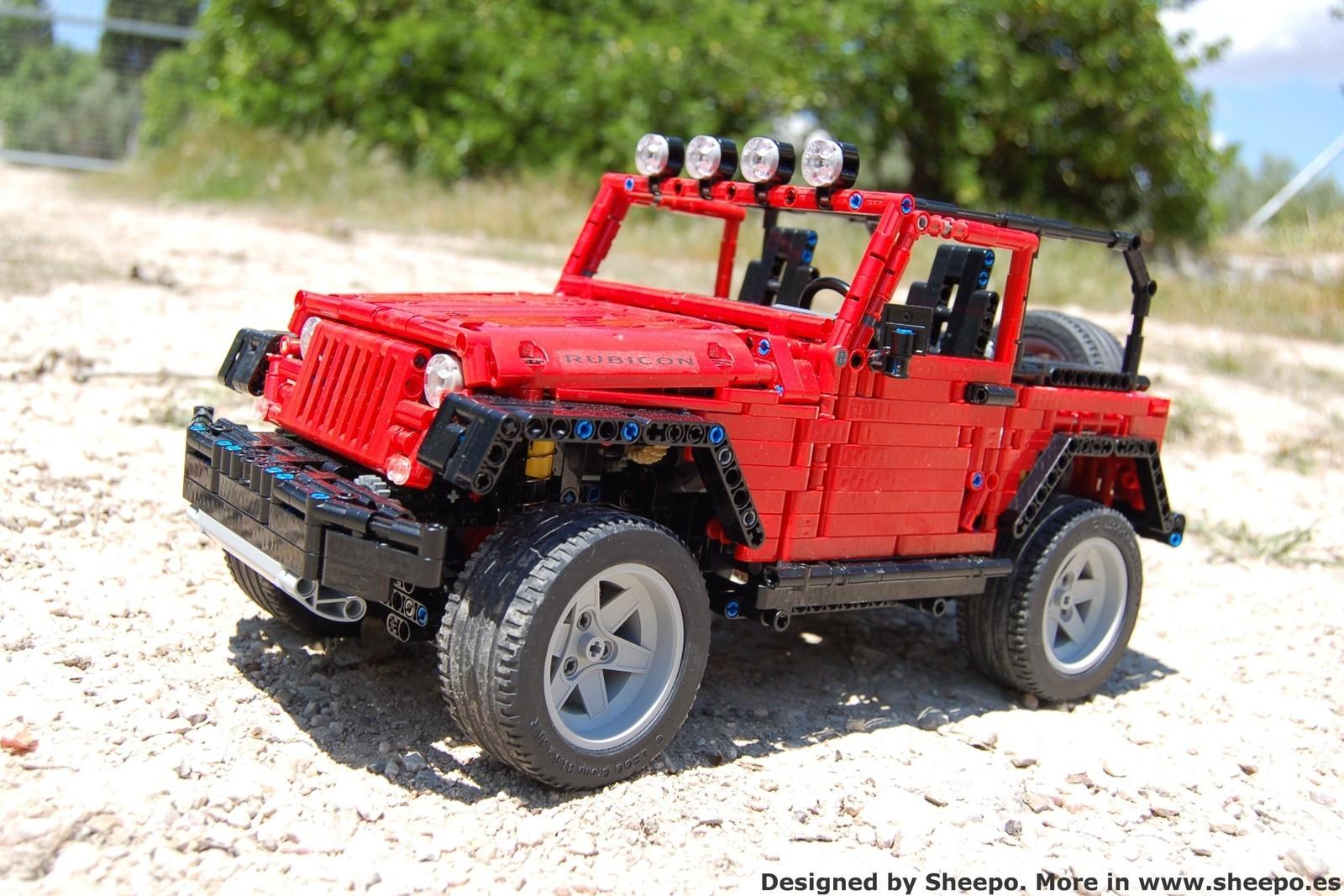 Foto de Diseños de Sheepo en Lego (5/37)