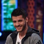 """Morata se marca un Blanca Suárez en """"El Hormiguero"""" eso sí, sin sal"""