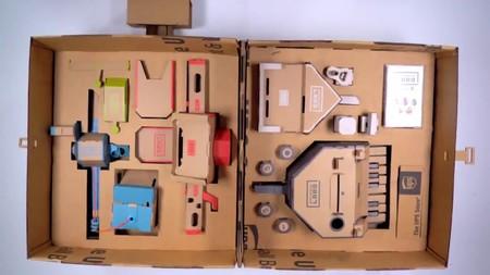 ¿Has montado todos los Toy-Con y no sabes dónde guardarlos? Esta es la solución de UPS