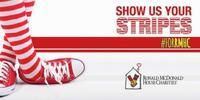 #ForRMHC es la iniciativa para celebrar el 40 aniversario de la primera Casa Ronald McDonald en el mundo