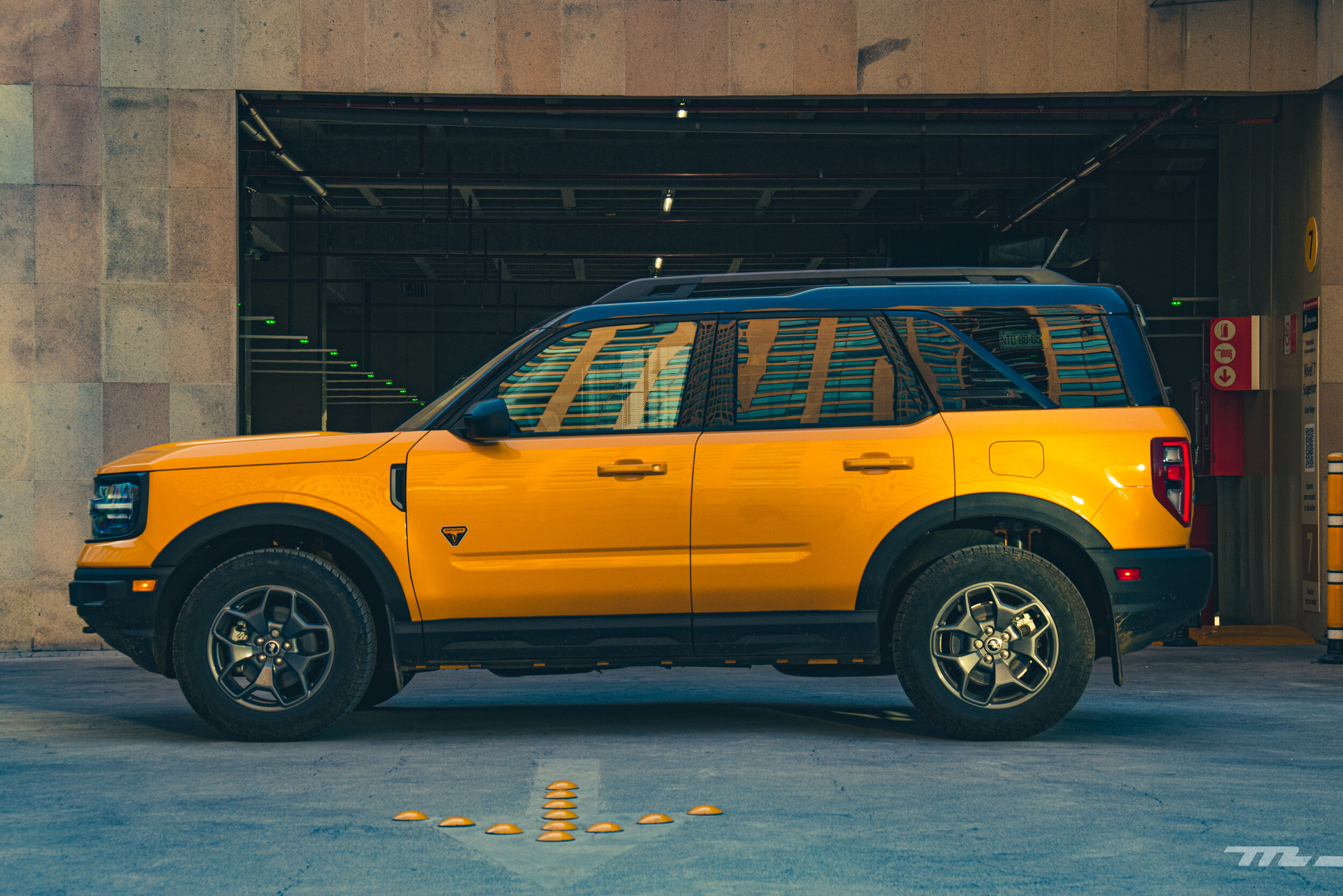 Foto de Ford Bronco Sport, a prueba (23/50)