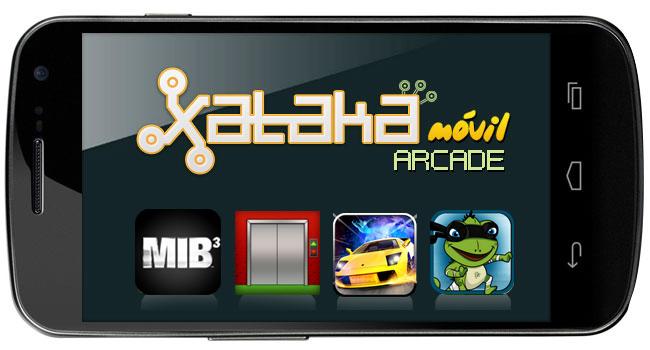 xataka movil arcade android 11