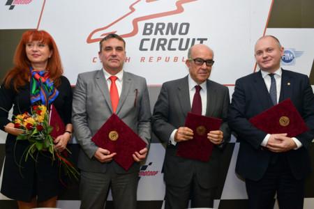 Brno renueva con MotoGP hasta el año 2020