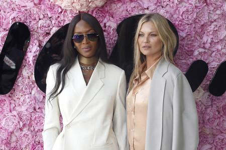 Estas son las celebrities que quisieron apoyar a Kim Jones en su primer desfile para Dior. ¡Ojo a sus espectaculares looks!