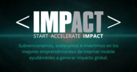 IMPACT, una nueva aceleradora que financiará con 100.000 euros 64 proyectos europeos