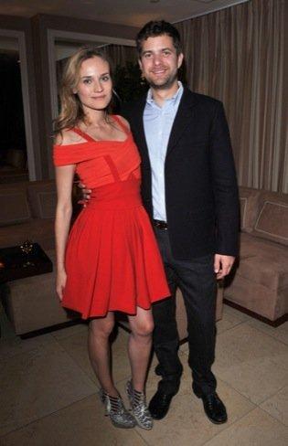 Diane Kruger rojo