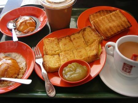 Desayuno singapurense